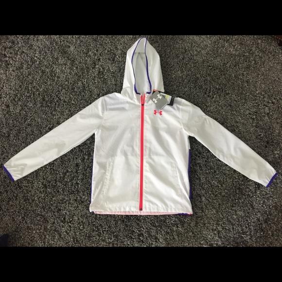 34e317985 ... girls lightweight jacket - packable NWT · Under Armour.  M_5b5cdc24f41452319e04e6e7. M_5b5cdc29d365be1cc5015b5c.  M_5b5cdc2d129955e984df1220